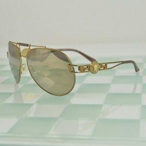 Versace MOD 2160 1348/5A 63-14-135 3N Sunglasses